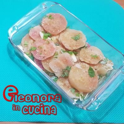 BARBABIETOLE A SARSA ricetta salentina di Eleonora in Cucina - Eventi Salento