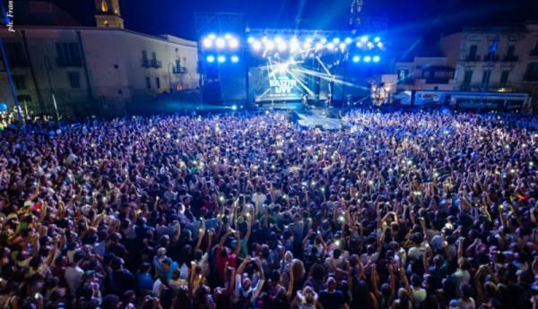 Battiti Live 2018 - Tutte le date in Puglia e in Salento