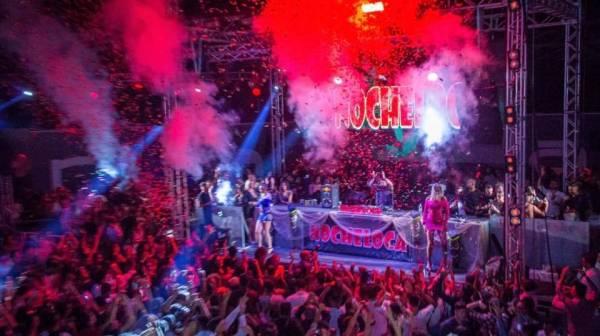 NOCHELOCA - TOUR DI CONCERTI - EVENTI SALENTO