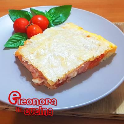 PIZZA PARIGINA la ricetta originale fatta in casa di Eleonora in Cucina - Eventi Salento