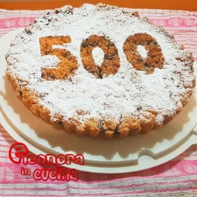 SBRICIOLATA ALLA NUTELLA la ricetta di Eleonora in Cucina - Eventi Salento