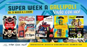 Cosa fare questo week end a GALLIPOLI - Eventi Salento