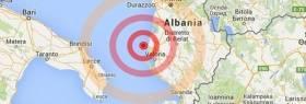 Terremoti: scossa magnitudo 4 davanti coste albanesi Epicentro a pochi km dal salento ad est