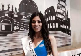 E Salentina la prima finalista per Miss Italia - Enrica Frassanito