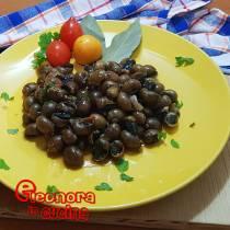 MUNICEDDHI LA RICETTA SALENTINA lumache nere al sughetto Eleonora in Cucina - Eventi Salento