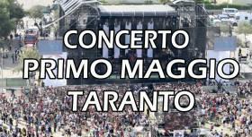 CONCERTO DEL PRIMO MAGGIO A TARANTO 2019 - EVENTI SALENTO