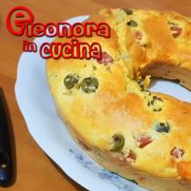 Plumcake salato - ricetta video - Eleonora in Cucina - Eventi Salento