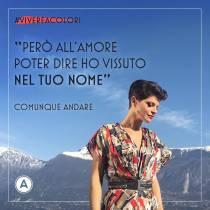 """Alessandra Amoroso: """"Comunque Andare"""" è il nuovo video"""