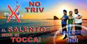 17 Aprile 2016 - Eventi Salento dice NO TRIV