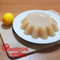 BUDINO AL LIMONE FATTO IN CASA ricetta facilissima di Eleonora in Cucina - Eventi Salento