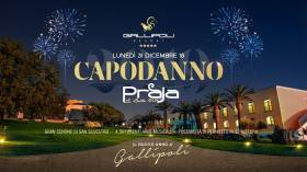 CAPODANNO PRAJA GALLIPOLI 2019 - Gallipoli Resort - Eventi Salento
