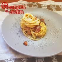 SPAGHETTI ALLA CARBONARA la ricetta originale di Eleonora in Cucina - Eventi Salento