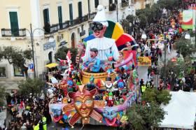 CARNEVALE DI GALLIPOLI 2017 - SALENTO - FESTE
