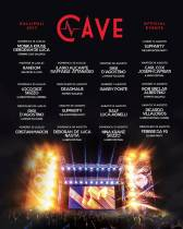 CAVE GALLIPOLI DISCOTECA - PROGRAMMAZIONE ESTATE 2017 - SALENTO