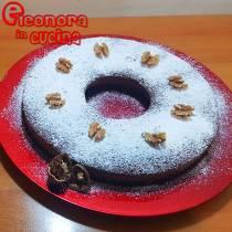 CIAMBELLA ALLE NOCI ricetta facilissima fatta in casa | walnut donut di Eleonora in Cucina - Eventi Salento