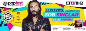Cromie Disco - Bob Sinclar - 31.10.2016 - DISCOTECHE INVERNALI IN PUGLIA - SALENTO - TARANTO