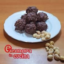 FERRERO ROCHER fatti in casa la ricetta di Eleonora in Cucina - Eventi Salento