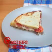FOCACCIOTTA focaccia istantanea senza lievito ricetta di Eleonora in Cucina - Eventi Salento