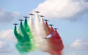 Frecce Tricolori a Otranto 7 Luglio - Eventi Salento