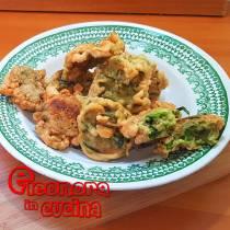 FRITTELLE DI ASPARAGI selvatici morbide e gustose ricetta salentina di Eleonora in Cucina - Eventi salento