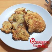 FUNGHI IMPANATI FRITTI la ricetta salentina di Eleonora in Cucina - Eventi Salento