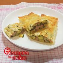 GIROTONDO SAPORITO pasta sfoglia imbottita di sapori ricetta di Eleonora in Cucina - Eventi Salento
