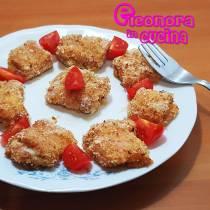 INVOLTINI DI PROSCIUTTO RIPIENI di formaggio ricetta Eleonora in Cucina - Eventi Salento