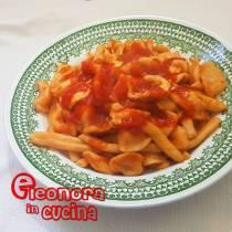 MARITATI PUGLIESI ricchie e minchiareddhi con ricotta forte la ricetta di Eleonora in Cucina - Eventi Salento