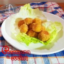 MOZZARELINE FRITTE idea facile e gustosa la ricetta di Eleonora in Cucina - Eventi salento