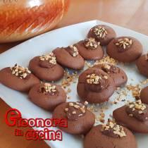 NUTELLOTTI ALLA NUTELLA - ricetta dolci alla nutella Eleonora in Cucina - Eventi Salento