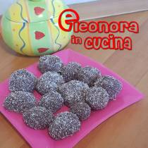 Palline di Cocco - video ricetta - Eleonora in Cucina - Eventi Salento