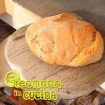 Pane fatto in casa nel forno a legna secondo tradizione salentina - Eleonora in Cucina