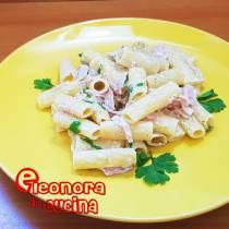 PASTA PANNA E PROSCIUTTO la ricetta facile e cremosa di Eleonora in Cucina - Eventi Salento