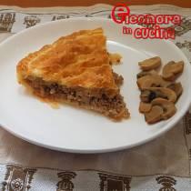 PIENOTTA DI PASTA SFOGLIA RIPIENA ricetta di Eleonora in Cucina - Eventi Salento