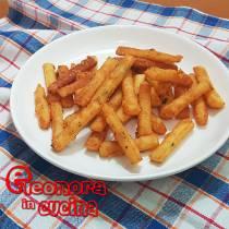 PATASTICK bastoncini di patate e formaggio riceta di Eleonora in Cucina - Eventi Salento