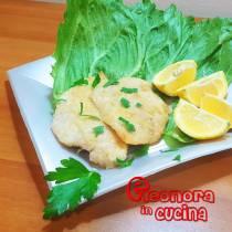 PETTO DI POLLO AL LIMONE ricetta | piatto leggero e veloce Eleonora in Cucina - Eventi Salento