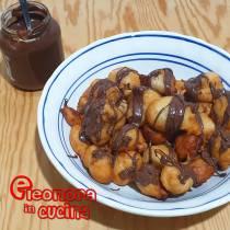 PITTULE ALLA NUTELLA la ricetta delle pettole salentine di Eleonora in Cucina - Eventi Salento