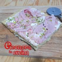 MORTAZZATA focaccia profumatissima alla mortadella la ricetta di Eleonora in Cucina - Eventi Salento