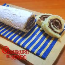ROTOLO ALLA NUTELLA soffice e gustoso ricetta di Eleonora in Cucina - Eventi Salento