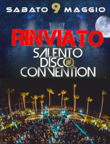 Salento Disco convention 2020 - RINVIATA - Eventi Salento