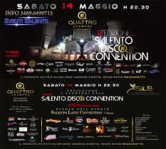 Salento Disco Convention - Tutto il mondo della Notte si riunisce per il Premio SILB