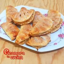 SFOGLIATINE DI MELE la ricetta dolce di Eleonora in Cucina - Eventi Salento