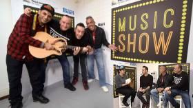 """Sud Sound System a """"Music Show"""":annunciano il tour in Giamaica e gridano """"No alle trivelle"""