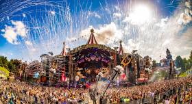 Tomorrowland arriva in Italia con Unite Sabato 28 luglio - Eventi Salento