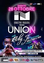 Union - La Notte dei Format - Ospite Ricky Jo - I'M - Industrie Musicali (Maglie) Eventi Salento