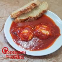 UOVA IN PURGATORIO antica ricetta napoletana di Eleonora in Cucina - Eventi Salento