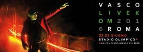 Vasco Rossi in concerto a Roma anche il 26 e il 27 giugno 2016