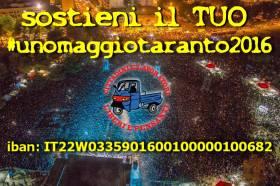 Primo maggio a Taranto – Eventi Salento